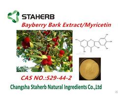 China Bayberry Bark Extract Of Myricetin