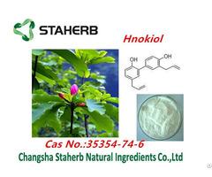 Pure Natural Magnolia Bark Extract Powder 2% 98%honokiol And Magnolol