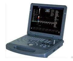 4d Laptop Color Doppler Ultrasound System Zero C60