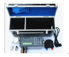 Zero100pu Ultrasonic Flow Meter