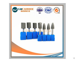 Best Selling Different Shapes Cutting Tools Tungsten Carbide Rotary Burrs