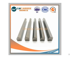 Tungsten Cemented Carbide Strips Yl20 8 For Cutting Tool