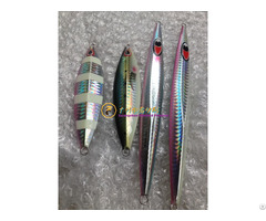 Multi Color Rainbow Silver Gold Hot Stamping Foil For Plastic Abs Popper Lure Fishing