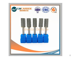 Tungsten Carbide Rotary File For Cut