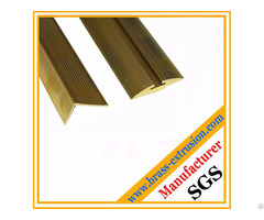 Leaded Brass L T Shape Angle Profiles