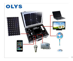 Olys Solar Home Emergency Power System