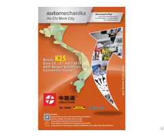Invitation To Automechanika Ho Chi Minh City 2018 China Lutong Parts Plant