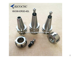 Iso30 Tool Holders For Hsd Spindle Atc Cnc Routers