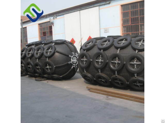 China Professional Fishing Boat Vessel Tugboat Equipments And Tools Natural Rubber Fender