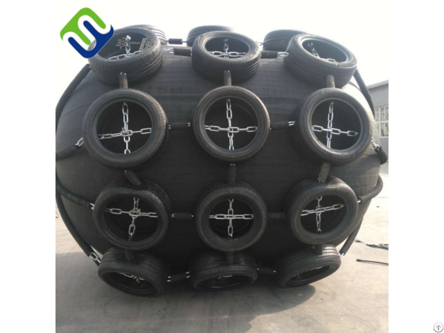 Dia2 0m L3 5m Yokohama Tyre Marine Rubber Fender