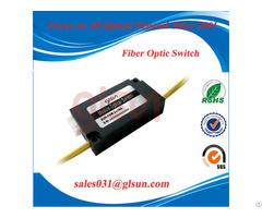 Glsun 2x2ba Mechanical Optical Bypass Switch