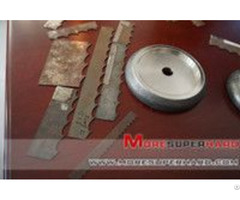 Cbn Grinding Wheels For Saw Blades