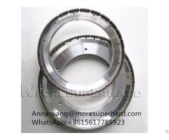 Silicon Wafer Back Diamond Grinding Wheel