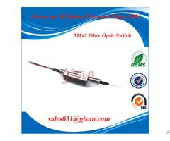 Glsun 1x2 Mini Type Fiber Optic Switch