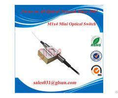 M1x4 Mini Fiber Optic Switch