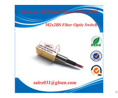 Glsun Mini Single Ended Fiber Optical Switch