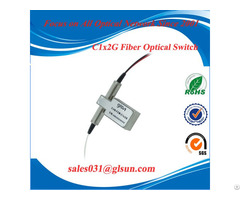 Glsun C1x2g Fiber Optical Switch