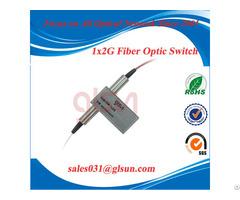 Glsun 1x2g Fiber Optical Switch