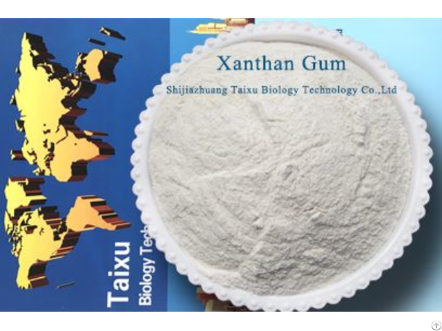 Xanthan Gum Xg Xgd Polymer