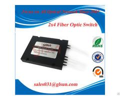 Glsun 1×n Cascade Optical Switch