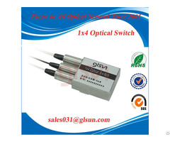Glsun 1x4 Magneto Optical Switch