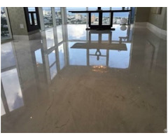 Polished Concrete Floor Tampa