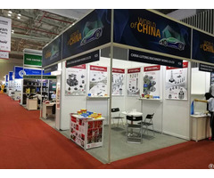 China Lutong Parts Plant Welcome You To Our Stand At Automechanika Ho Chi Minh City 2018