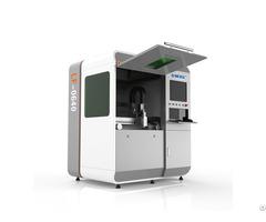 500w 750w 1000w Precision Fiber Laser Cutting Machine