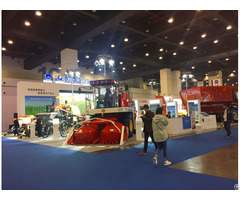 Lutong Made Sucess China Agricultural Machinery And Parts Exhibition 2018