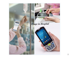 Handheld Nurse Pda Terminal For Hospital Management