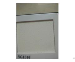 Vg1016 White Quartz Artificial Marble Slab Tile Countertops Vanitytop Benchtop Cabine