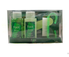 Hot Customize Women Foot Therapy Bath Spa Gift Set