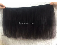 Vietnamese 18 Inches Weave Straight Hair Extensions