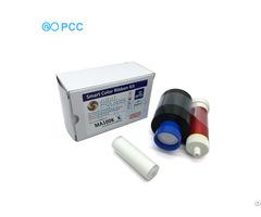 Compatible Magicard Ma100 Ymcko Color Ribbons 100 Prints Roll