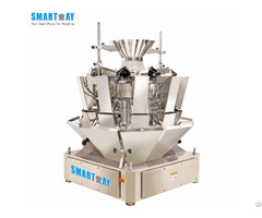Auto Coffee Beans Standard 10 Heads Multihead Weigher
