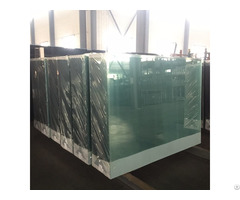 12mm Hot Sale Flat Tempered Glass Cost Per Square Foot For Building