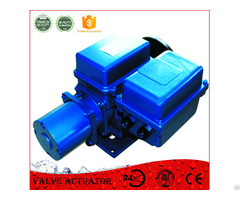 As 25 Type Quarter Turn Electric Actuator