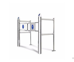 Scientific Design Supermarket Entrance Carbon Steel Automatic Swing Gate Door