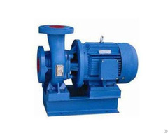 Horizontal Single Stage Suction Centrifugal Pump