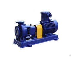 Ihf Fluoroplastic Lining Chemical Pump