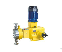 High Pressure Hydraulic Metering Pump