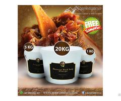 100% Organic Moroccan Beldi Black Soap