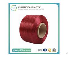 Good Tenacity 450d Pp Fdy Yarn For Ribbon Weaving