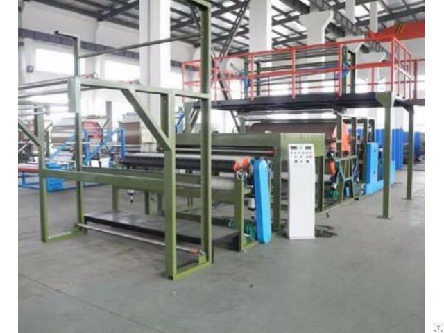 Textile Bonding Machine