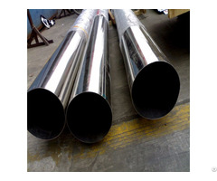 Stainless Steel Round Pipes 201