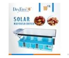 Dry Fruit Solar Processing Machine