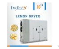 Lemon Solar Heat Pump Dryer Dehydrator