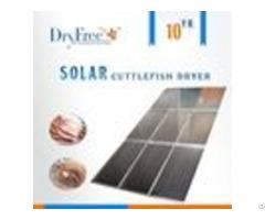 Industrial Dehydrated Pumpkin Solar Dry Equipment