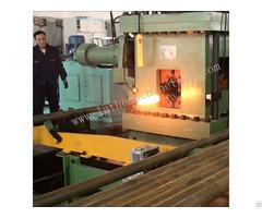 Oil Pipe Upsetter For Upset Forging Of Drilling Equipment