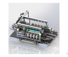 Sm 20 Glass Straight Line Double Edging Machine